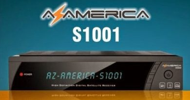 👍 Atualização Azamerica S1001 HD V1.09.21388 – 22/06/2020