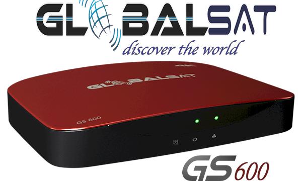 Globalsat GS600 HD