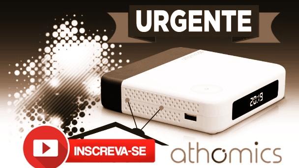 ATUALIZAÇÃO ATHOMICS S3 - PORTAL DO AZ