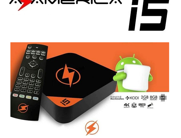 Azamerica i5 IPTV