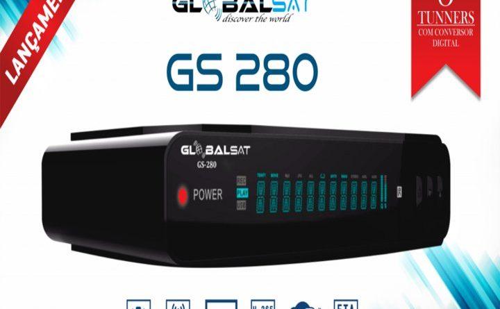 Globalsat GS280 atualização 1
