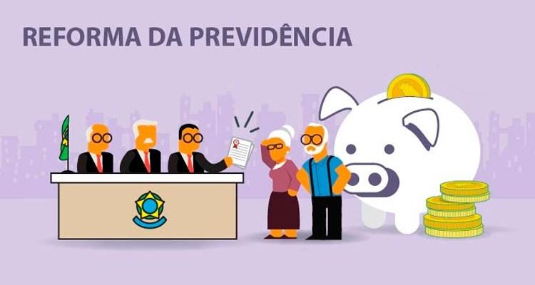 Reforma da Previdência : BPC , Aposentadoria Rural e Estados ficarão de fora.