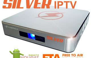 Atualização Azamerica Silver I P T V V1.2.16 – Download Grátis