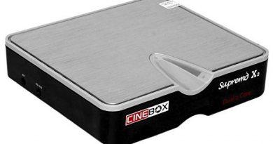 Cinebox Supremo X2