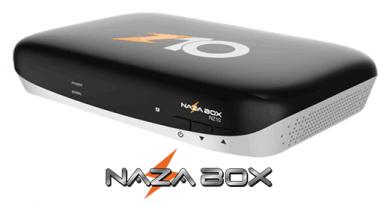 Atualização Nazabox NZ10