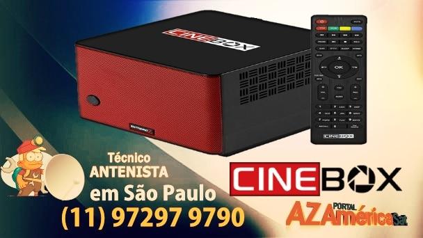 atualização Cinebox Extremo Z