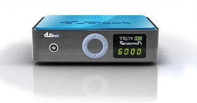 Receptor Duosat Troy Generation HD Nova atualização V201, confira!