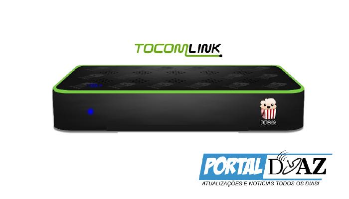 Tocomlink Pipoca HD