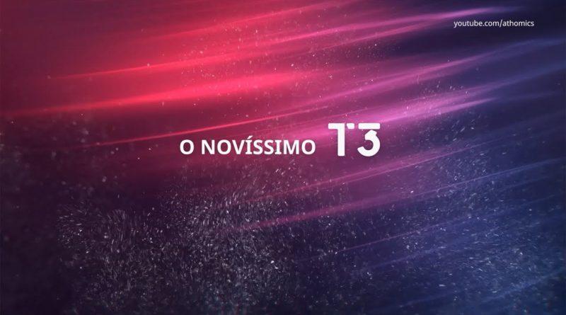 ATHOMICS T3