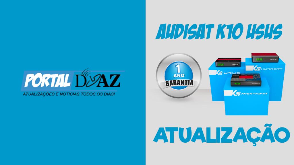 AUDISAT K10 URUS - PORTAL DO AZ