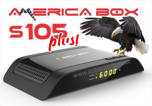 Americabox S105+ Plus