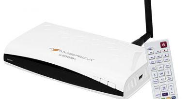 Azamerica S1009 Plus HD Nova Atualização V1.38 – 06/10/2019
