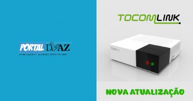 Tocomlink Cine HD Atualização V2.09 – Correção Sistema