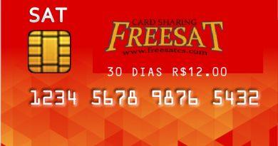 CARTÃO-FREESAT