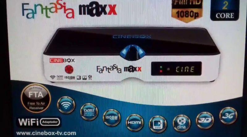 CINEBOX FANTASIA MAX