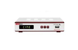 CINEBOX OPTIMO X2