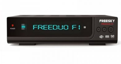 Freesky Freeduo F1 - portal do az