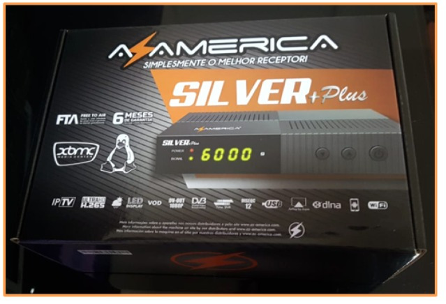 Azamerica Silver + Plus