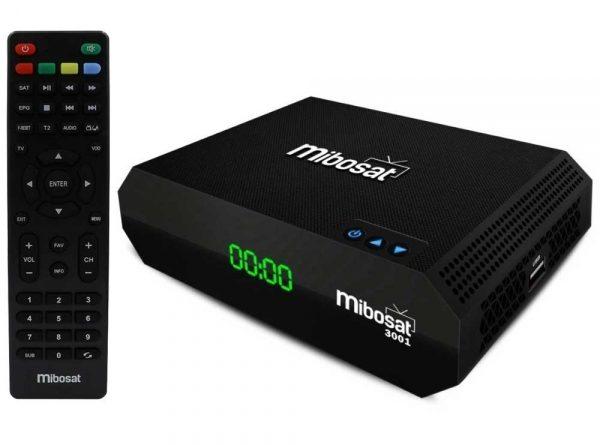 atualização mibosat 3001 - clube dos receptores