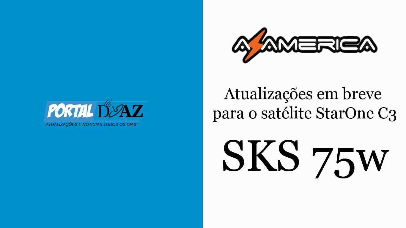 sks azamerica 75w