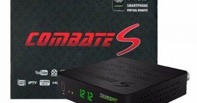 Tocomsat Combate S HD Atualização V1.91 Sks 63w