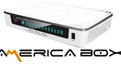 AmericaBox S205 HD Atualização V2.38 – 07/10/2019