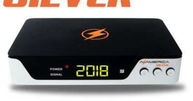 Azamerica Silver HD Atualização V1.25 – 06/10/2019