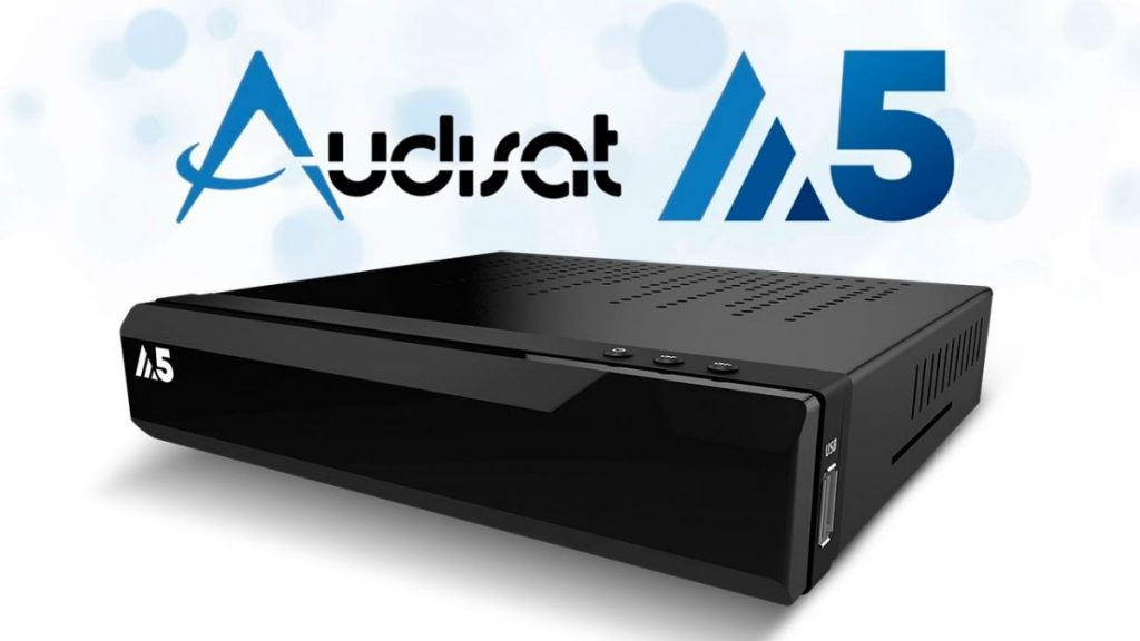 atualização Audisat A5 e A5 Plus
