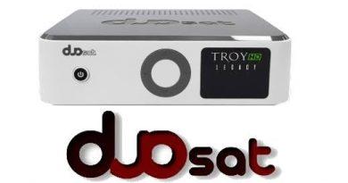atualização Duosat Troy Legacy HD