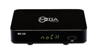Mega System Ms 120 com nova versão 113 atualizada