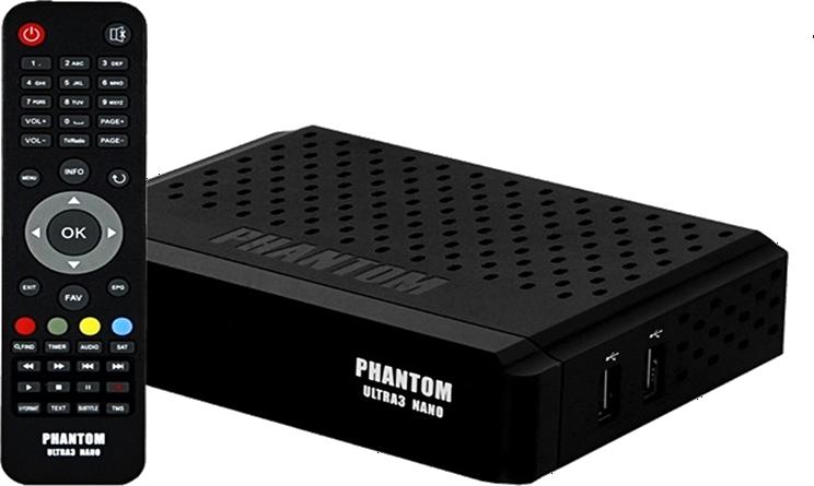 Atualização Phantom Ultra 3 Nano