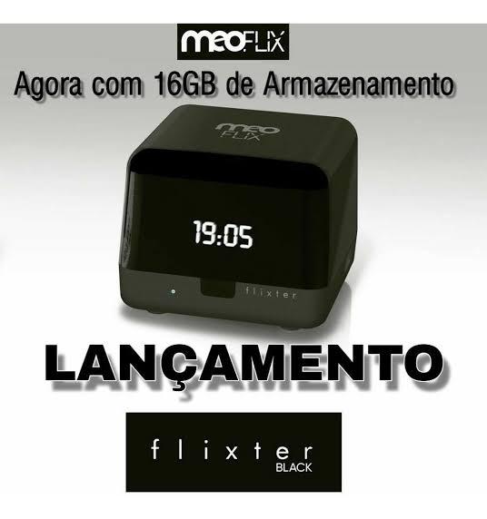 Meoflix Fliter Black