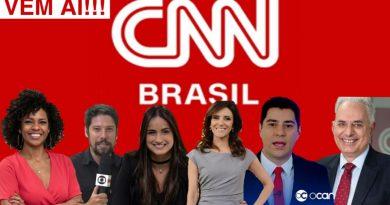 Assinantes da Sky ganham canal CNN Brasil em março