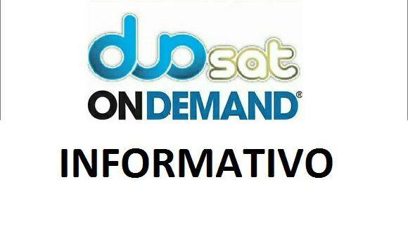 Lista de filmes Duosat On Demand