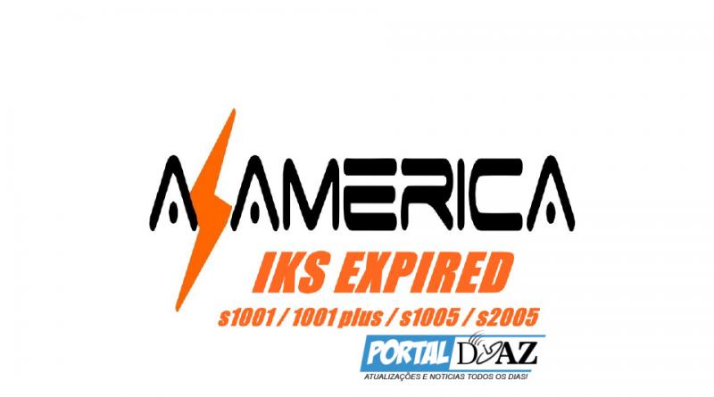 iks expirado azamerica