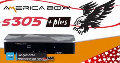 Americabox S305 Plus