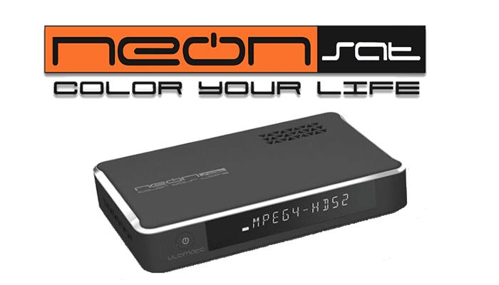 Neonsat Ultimate Titanium HD