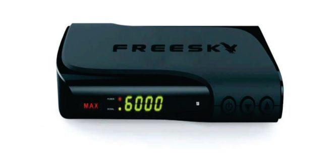 Atualização Freesky Max Star