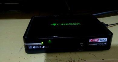 Atualização Cinebox Maestro HD V4.65.1 (SA001CS2)