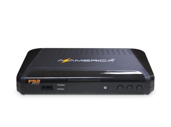 Atualização Azamerica BETA F92 Plus V1.12 – 22/10/2020