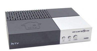 RECEPTPOR HTV H400