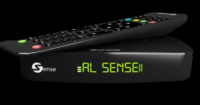 Liberada Nova Atualização Alphasat Sense – 26/02/2021