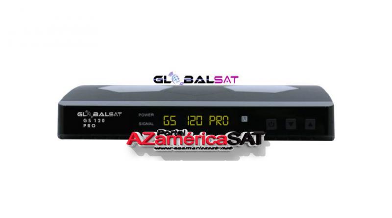 Atualização Globalsat GS120 Pro V1.05 – 01/03/2021