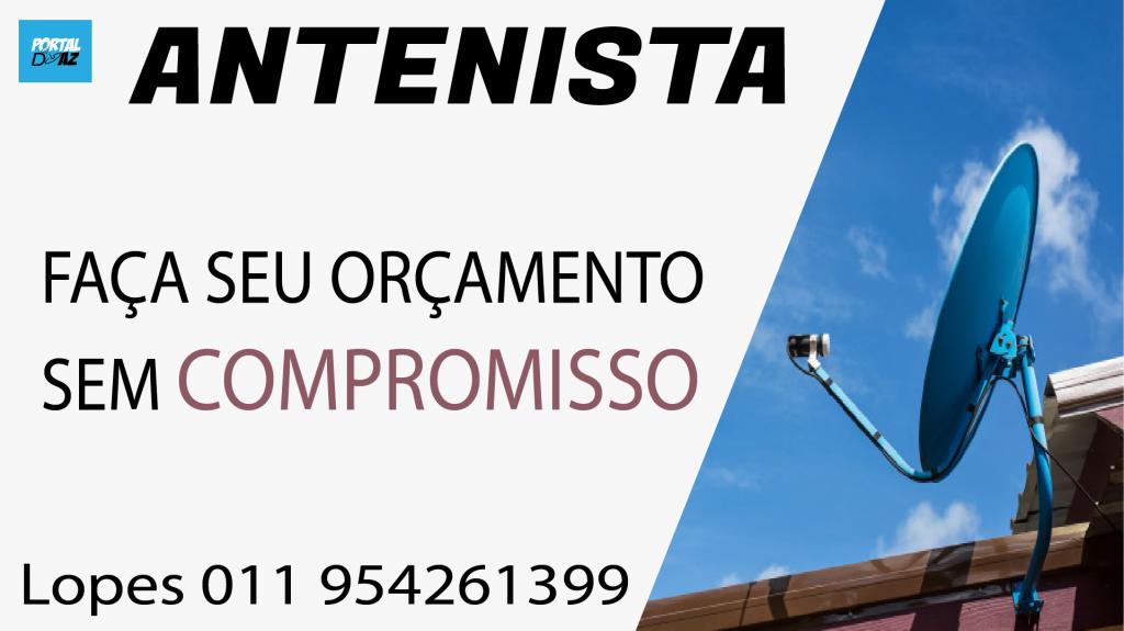 Mercado Livre - Instalação de Antenas Digitais SP